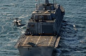 USS Freedom LCS 1