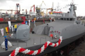 P-1200 New Type Patrol Boats