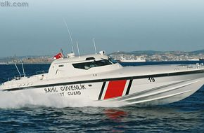ONUK MRTP-20 IMPROVED FAST INTERVENTION CRAFT