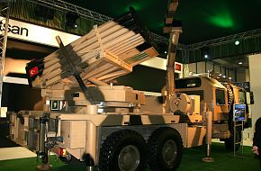 T-122 ARTILLERY WEAPON SYSTEMS