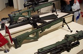 KNT-308 Sniper Rifles with new Assault Rifle