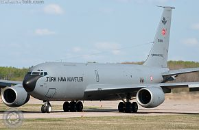 Turkish KC-135R from Maple Flag 2010