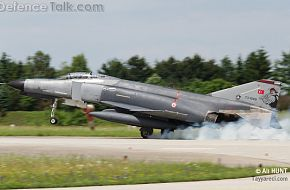 Turkish F-4E from EW Excercise in Germany Elite 2010