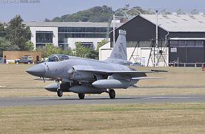 JF-17 Fighter Aircraft Arrive at Farnborough Air Show 2010