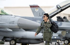 Singapore Air Force Pilot, Red Flag 2010