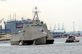 USS Independence LCS 2
