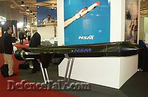 NSM long-range anti-ship missile