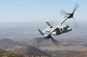 MV-22 Osprey - Miramar 2010 Air show
