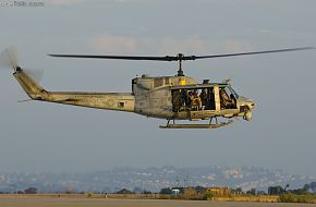 UH-1N Huey Helicopter - MCAS Miramar 2010