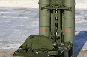 5P85TM Launch Unit for S-400