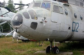 Mi-6 at Monino Aviation Museum