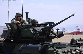 USMC LAV-25 Assault Vehicle - MAGTF