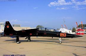 US Navy F-5F Tiger II Top Gun Aggressor Fighter