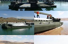 FNSS - Samur Amphibious Assault Bridge