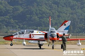 Pakistan's T-37 Sherdils at Airshow china 2010