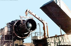 Loading RT-15 Missile