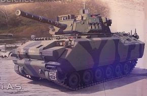 FNSS Light Tank for indonesian army