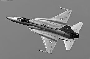 JF-17 Thunder in Airshow China 2010