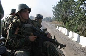 Russian forces, S. Ossetia