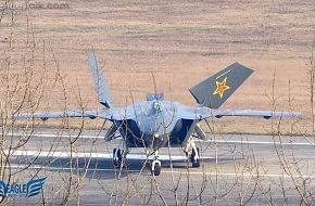 J-20 - China's Stealth Fighter Jet