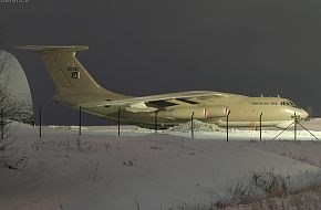 IL-78 Refueling aircraft