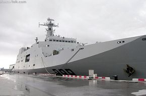 Type 071 LPD Ship - China Navy
