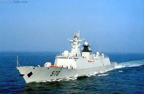 FFG-570 Type 054 Frigate - China