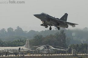 LCA Tejas First Flight - India