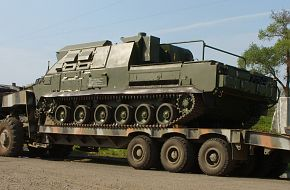Buk command vehicle 9S70M1