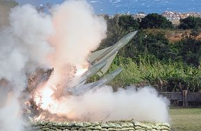 Taiwan Missile testing