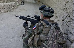 French Forces in Afghanistan