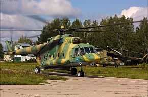 Mi-17 at Torzhok