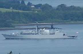 Type 22 Batch 3 (Cornwall or Cumberland)