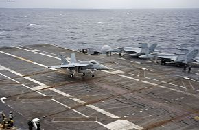 F/A-18E Super Hornet Eagles of Strike Fighter Squadron (VFA)