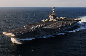 Aircraft carrier USS George Washington (CVN 76)