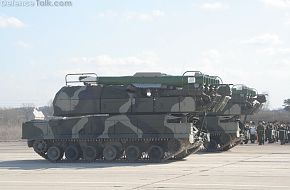 Buk-M with PESA