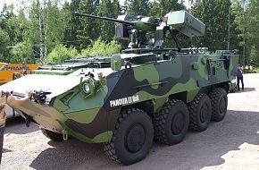 Pandur armoured personnel carrier - Czech Army