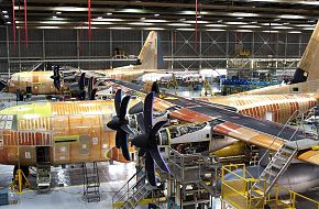 MC-130Js production line