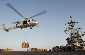 US Navy  MH-60S Sea Hawk  Helicopter Sea Combat Squadron (HSC) 21