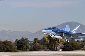 E/A-18G Growler from the