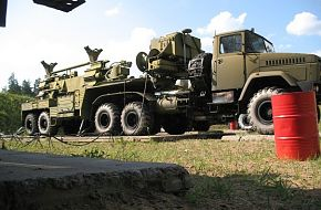 S-300 unit near Moscow