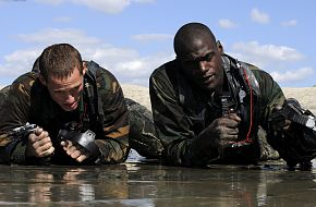 US Navy Special Warfare Combat-Craft Crewman  training