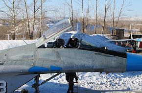 MiG-29 412th AirBase