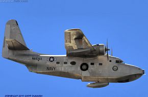 US Navy HU-16 Albatross Flying Boat