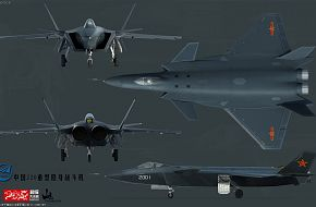 PLAAF  J-20  Fan Art