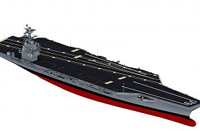 USN CVN-79 (un-named) drawing