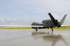 USAF  RQ-4 Global Hawk