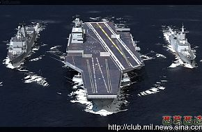 PLAN CVN concept art work