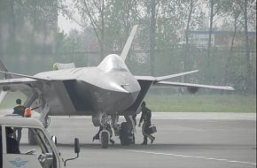 J-20 Fighter jet - China