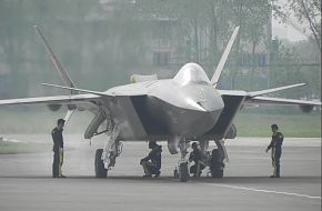 J-20 Fighter Aircraft - China
